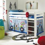 Product image for Izziwotnot Pitstop Mid Sleeper