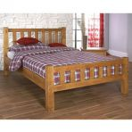 Product image for Limelight Astro Wooden Bed Frame