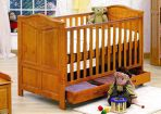 Product image for Tutti Bambini Jake Cot Bed
