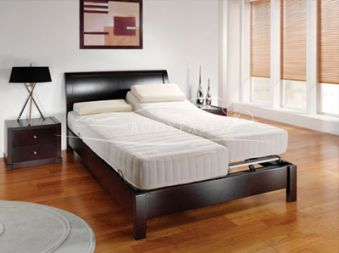 Navarra Wooden Adjustable Bed Frame
