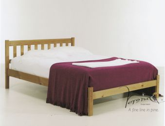 Verona Belluno Wooden Bed Frame
