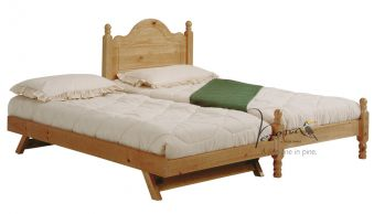 Verona Roma Guest Bed
