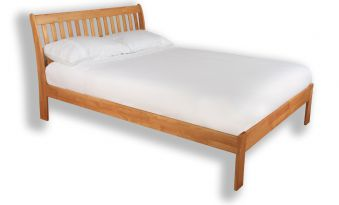 Eco Furn Harvest Wooden Bedframe