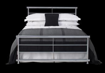 OBC Andreas Metal Bed Frame