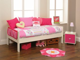 Stompa Play Wooden Day Bed