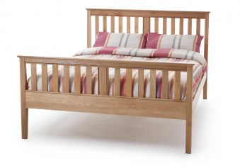 Serene Salisbury High Footend Wooden Bed Frame