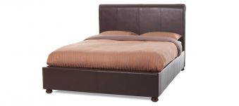 Serene Siena Faux Leather Bed Frame