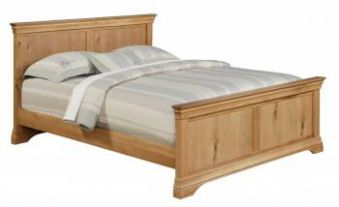 LPD Worthing Wooden Bed