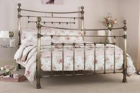 Serene Edmond Metal Frame Bed