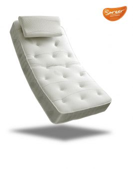 Sareer Gel Pocket Memory Matrah Mattress