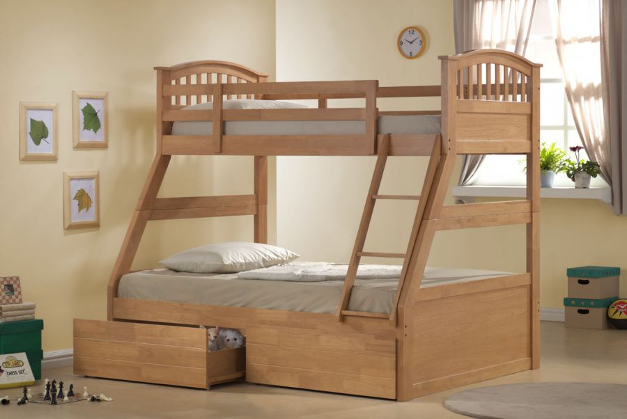 Двухъярусные кровати, фото