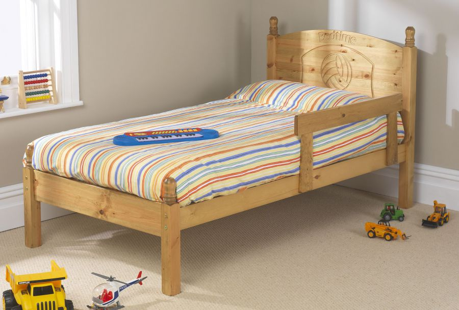 Childrens Twin Beds With Rails