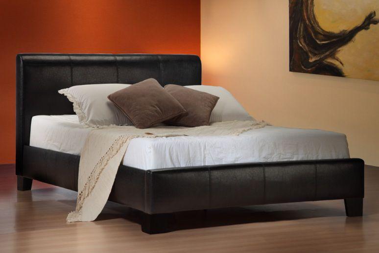 Black King Size Bed Frame 774 x 517