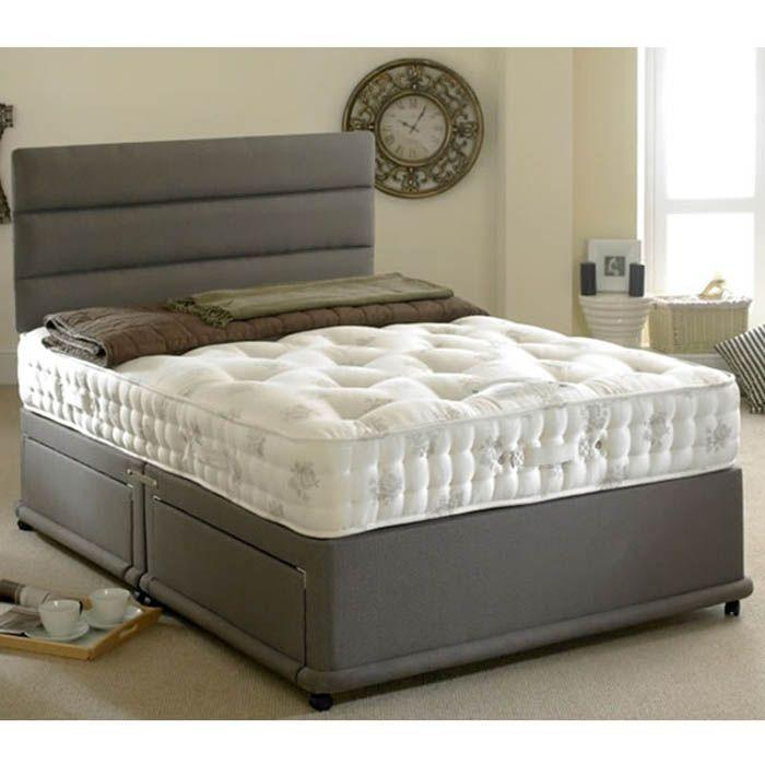 divan beds bedmaster signature silver 1400 divan set