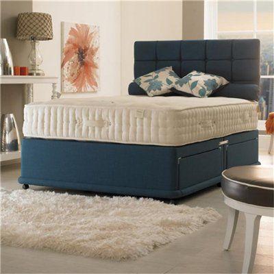 Divan beds bedmaster ambassador 3000 divan set click 4 for Bed master
