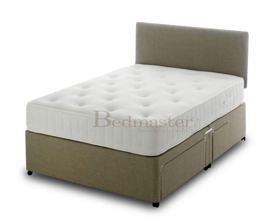 divan beds bedmaster memory maestro combination divan