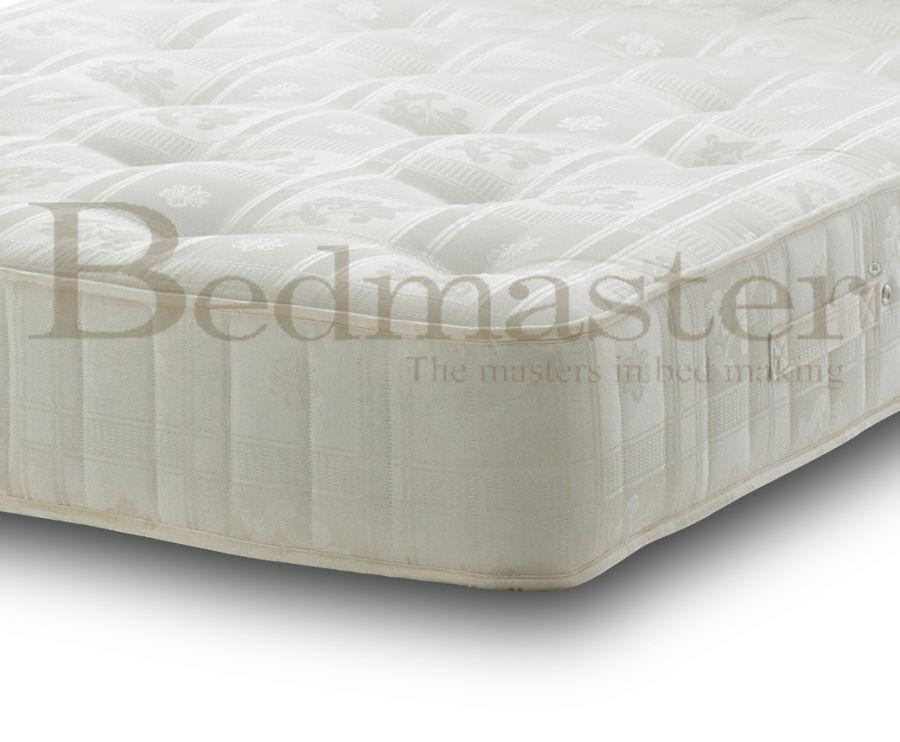 Pocket sprung mattresses bedmaster majestic pocket 1000 for Bed master