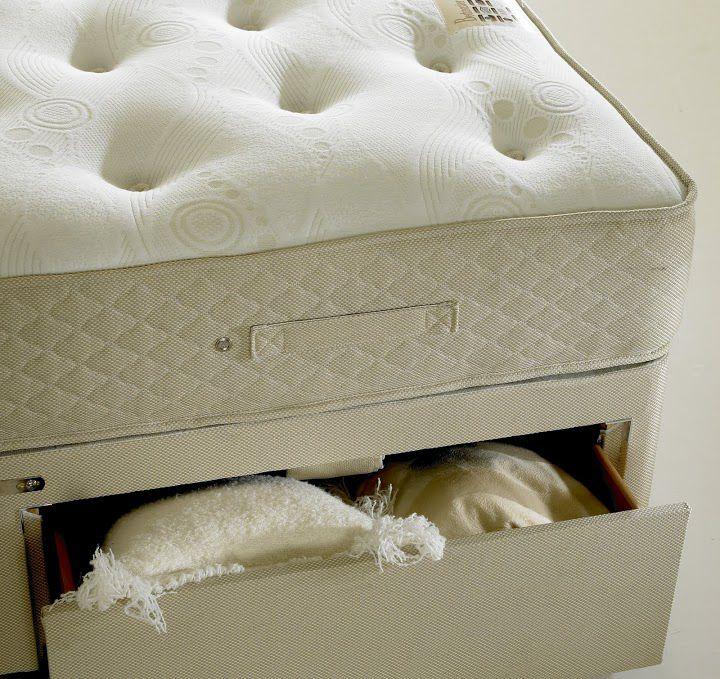 Divan Beds Bedmaster Clifton Royale 1000 Divan Set